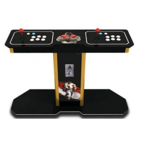 arcade with stand