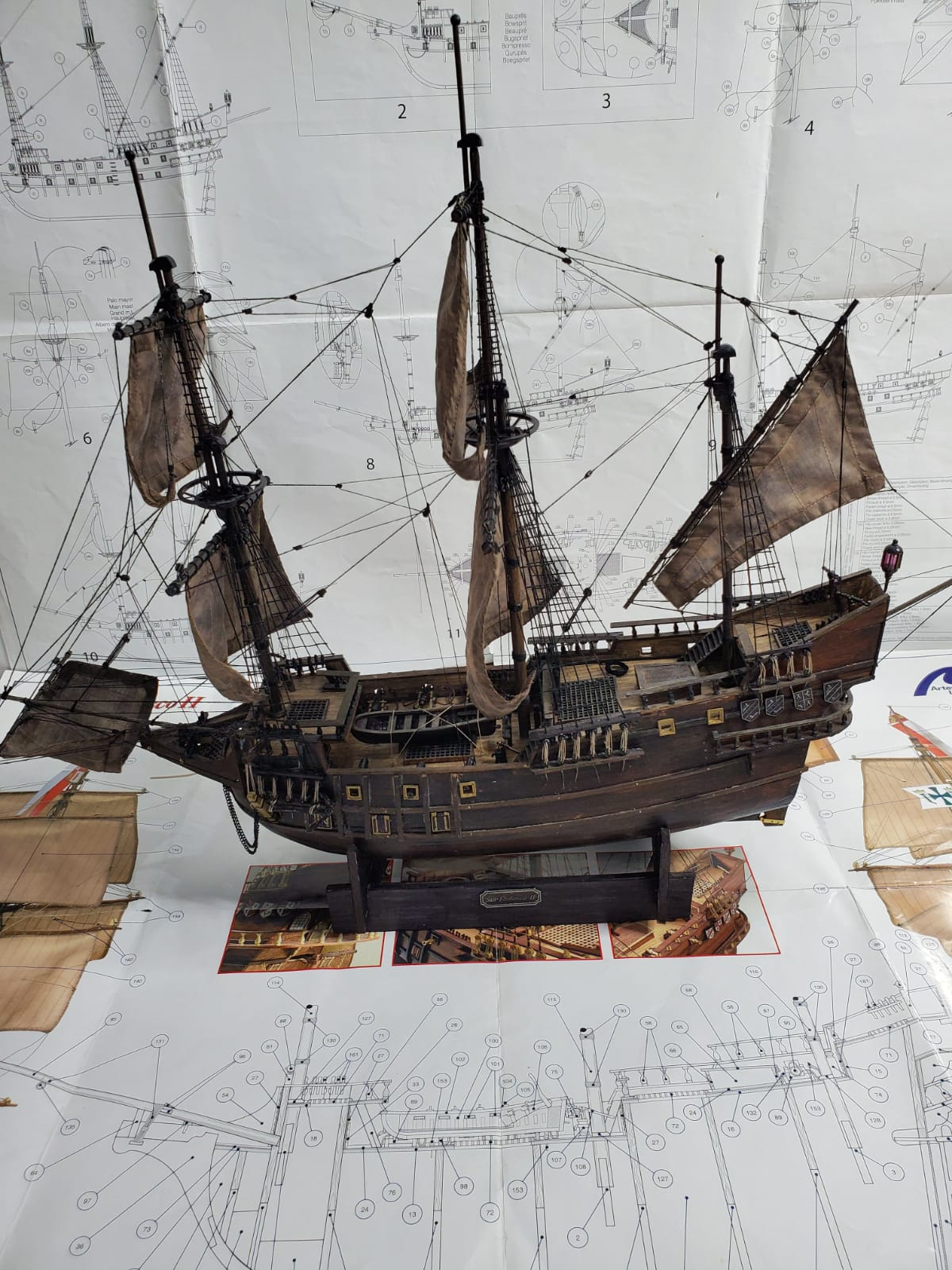 pirate ship ( san francisco II )